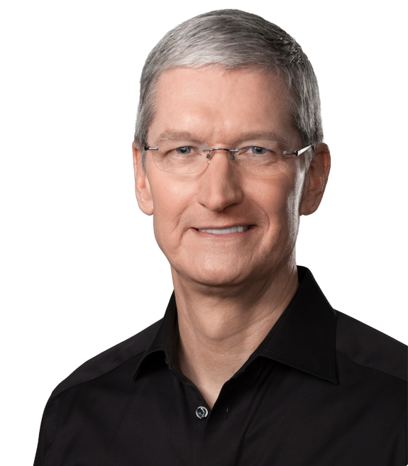 Tim Cook Pushes For Higher Encryption Standards